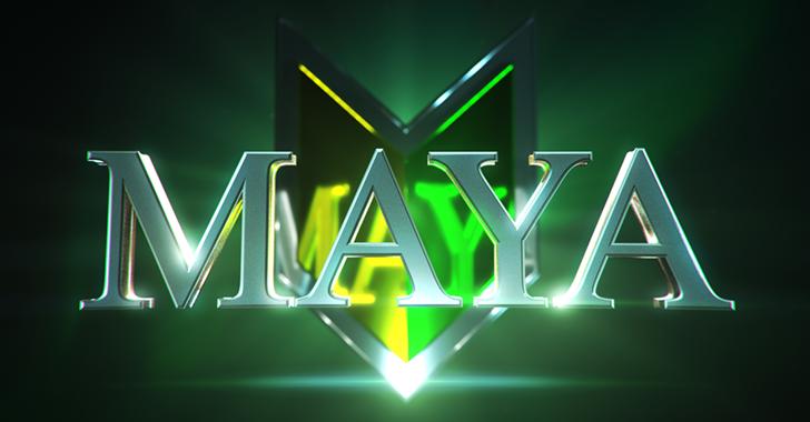 maya 勉強中
